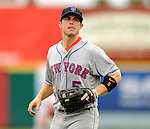10 March 2011: New York Mets' third baseman David Wright in action during a Spring Training game against the Washington Nationals at Space Coast Stadium in Viera, Florida. The Nationals edged out the Mets 6-5 in Grapefruit League play. Mandatory Credit: Ed Wolfstein Photo