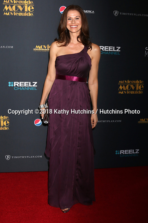 LOS ANGELES - FEB 2:  Jennifer Taylor at the 26th MovieGuide Awards at the Universal Hilton Hotel on February 2, 2018 in Universal City, CA