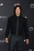 """LOS ANGELES - MAR 22:  Norman Reedus at the PaleyFest - """"The Walking Dead"""" Event at the Dolby Theater on March 22, 2019 in Los Angeles, CA"""