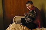 Tbilisi, Georgia Manicomio di Gldani  CAUCASO.Reportage fotografico sulla malattia.Fotografie scattate in diversi istituti psichiatrici.