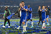 Chelsea's Cesar Azpilicueta acknowledges the crowd after the game         <br /> <br /> <br /> Photographer Craig Mercer/CameraSport<br /> <br /> The Premier League - Chelsea v Watford - Monday 15th May 2017 - Stamford Bridge - London<br /> <br /> World Copyright &copy; 2017 CameraSport. All rights reserved. 43 Linden Ave. Countesthorpe. Leicester. England. LE8 5PG - Tel: +44 (0) 116 277 4147 - admin@camerasport.com - www.camerasport.com