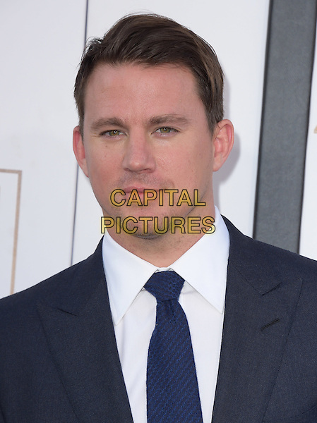 Channing Tatum attends The Warner Bros. Pictures' L.A. Premiere of Magic Mike XXL held at The TCL Chinese Theatre  in Hollywood, California on June 25,2015  <br /> CAP/DVS<br /> &copy;DVS/Capital Pictures