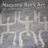 Pictures of Prehistoric Petroglyph Rock Carvings Naquane Valle Camonica, Italy