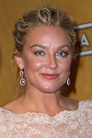 LOS ANGELES, CA - JANUARY 18: Elisabeth Rohm in the press room at the 20th Annual Screen Actors Guild Awards held at The Shrine Auditorium on January 18, 2014 in Los Angeles, California. (Photo by Xavier Collin/Celebrity Monitor)