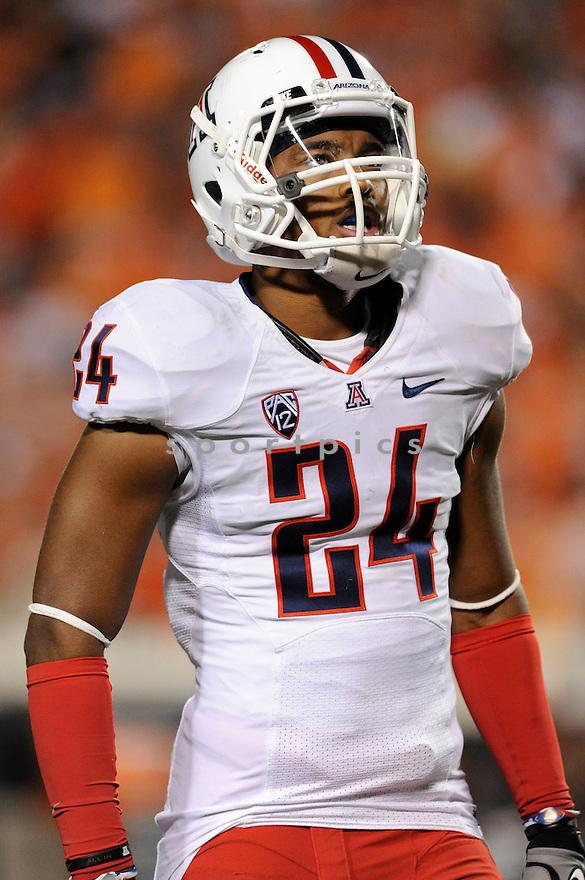 Trevin Wade(24) / Arizona Wildcats,ARIZONA,TREVIN WADE