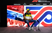 30th July 2020, Silverstone, Northampton, UK;  FIA Formula One World Championship 2020, Grand Prix of Great Britain, Esteban Ocon FRA, Renault DP World F1 Team