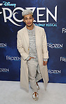 Jordan Fisher attends the Broadway Opening Night After Party for 'Frozen' at Terminal 5 on March 22, 2018 in New York City.