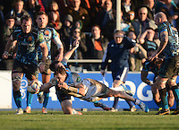 140111 Exeter Chiefs v Glasgow Warriors