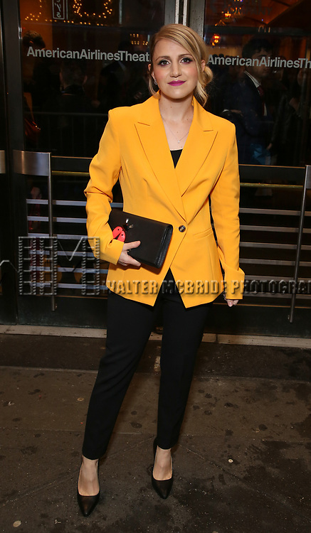 """Annaleigh Ashford Attends the Broadway Opening Night of """"All My Sons"""" at The American Airlines Theatre on April 22, 2019  in New York City."""
