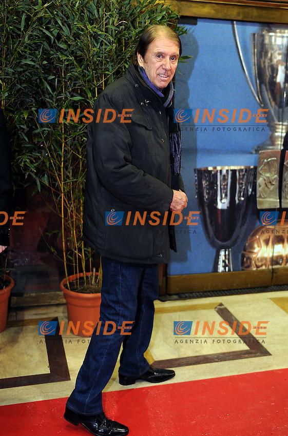 Cesare MALDINI<br /> Milano, 13/03/2011 Teatro Manzoni<br /> 25&deg; anniversario di presidenza Berlusconi al Milan<br /> Campionato Italiano Serie A 2010/2011<br /> Foto Nicolo' Zangirolami Insidefoto