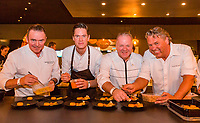 Rotterdam, The Netherlands, 18 Februari, 2018, ABNAMRO World Tennis Tournament, Ahoy, Chefs Table<br /> <br /> Photo: www.tennisimages.com