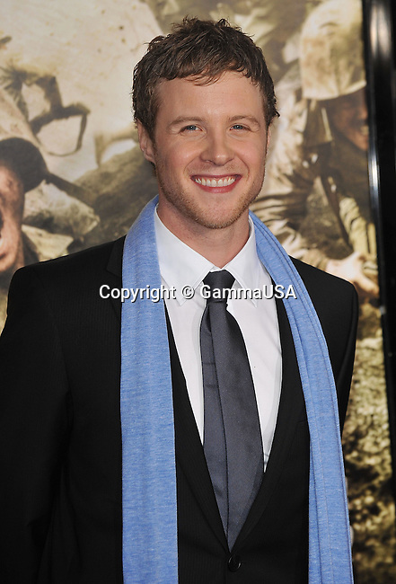 Ashton Holmes _17   -<br /> The Pacific HBO Premiere at the Chinese Theatre In Los Angeles.