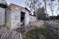 2014/02/09 Abandoned GSSD Barrack