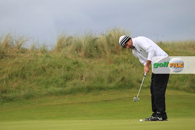 Richard Bland (ENG) on the 16th on Day 3 of the 2012 Irish Open at Royal Portrush Golf Club, Portrush, Co.Antrim, 30/6/12...(Photo Jenny Matthews/www.golffile.ie)