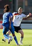 Melanie Behringer, Sara Gama, QF, Germany-Italy, Women's EURO 2009 in Finland, 09042009, Lahti Stadium.