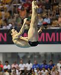 21.08.2014, Sprung und Schwimmhalle, Berlin, GER, 32. LEN European Swimming Championschip 2014, Springen, , im Bild Patrick Hausding, Europameister<br /> <br />               <br /> Foto © nordphoto /  Engler