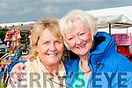 Athea Races: Attending Athea races on Sunday last were Hannah Wiillis & Josie Willis, Athea.