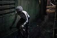 Sanne Cant (BEL/Iko-Beobank)<br /> <br /> Women's Race<br /> Superprestige Diegem / Belgium 2017