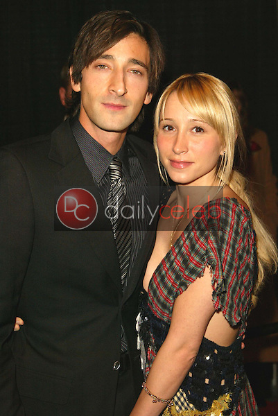 Adrien Brody and date