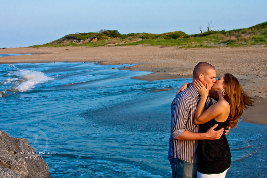 Jason & Katherine Engagement Photography Session in Virginia Beach, Virginia