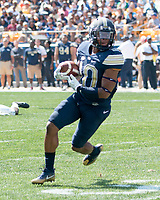 Pitt wide receiver Quadree Henderson. The Pitt Panthers defeated the Penn State Nittany Lions 42-39 at Heinz Field, Pittsburgh, Pennsylvania on September 10, 2016.