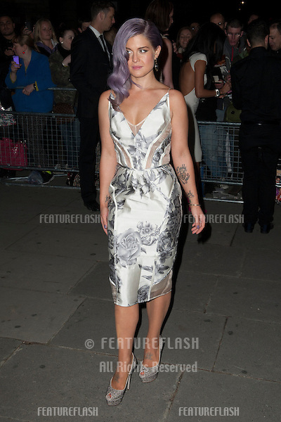 Kelly Osbourne arriving for the Cosmopolitan Ultimate Women of the Year Awards , Victoria & Albert Museum, London. 30/10/2012 Picture by: Simon Burchell / Featureflash