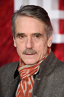Jeremy Irons at the &quot;Red Sparrow&quot; premiere at the Vue West End, Leicester Square, London, UK. <br /> 19 February  2018<br /> Picture: Steve Vas/Featureflash/SilverHub 0208 004 5359 sales@silverhubmedia.com