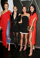 www.acepixs.com<br /> <br /> November 14 2017, New York City<br /> <br /> (L-R) Natasha Poly, Zosia Mamet, Micaela Erlanger and Laura Kim arriving at the 2017 Whitney Art Party at The Whitney Museum of American Art on November 14, 2017 in New York City.<br /> <br /> By Line: Nancy Rivera/ACE Pictures<br /> <br /> <br /> ACE Pictures Inc<br /> Tel: 6467670430<br /> Email: info@acepixs.com<br /> www.acepixs.com