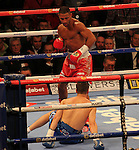 IBF World Welterweight Championship <br /> KELL BROOK VS Jo Jo Dan<br /> SHEFFIELD MOTORPOINT ARENA SATURDAY 28TH MARCH 2015<br /> <br /> <br /> <br /> Picture By - Alex Roebuck - www.alexroebuck.co.uk <br /> Byline MUST Read - Alex Roebuck