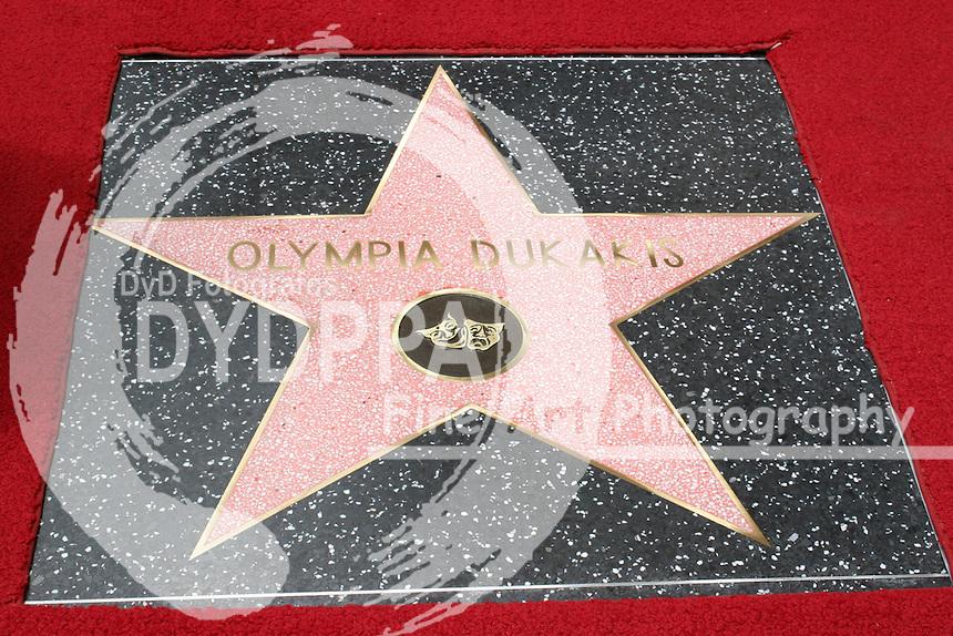 Olympia Dukakis