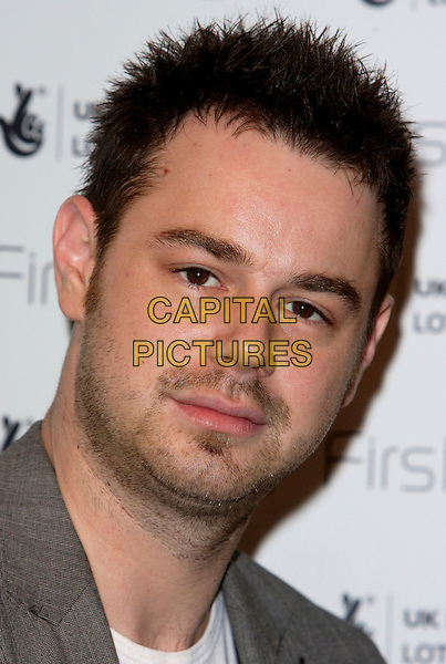 DANNY DYER.The First Light Film Awards, Odeon West End, London, UK. .February 27th, 2007.headshot portrait stubble facial hair .CAP/ROS.©Steve Ross/Capital Pictures