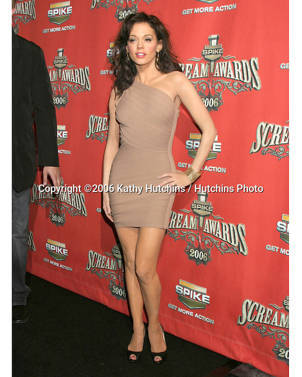 .Spike TV presents the Scream Awards.Pantages Theater.Los Angeles, CA.October 7 , 2006.©2006 Kathy Hutchins / Hutchins Photo....                 Rose McGowan.Spike TV presents the Scream Awards.Pantages Theater.Los Angeles, CA.October 7 , 2006.©2006 Kathy Hutchins / Hutchins Photo....