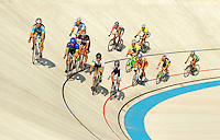 Charlotte photography of the Giordana Velodrome, a 250 meter world-class velodrome that is part of the Rock Hill Outdoor Center at Riverwalk. The outdoor cycling track offers a range of rider development and community outreach programs.