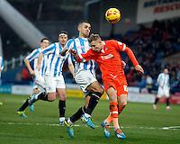 Huddersfield v Millwall 11.1.14
