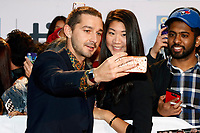 Shia LaBeouf attending the 'Borg/McEnroe' premiere during the 42nd Toronto International Film Festival at Thomson Hall on September 07, 2017  in Toronto, Canada
