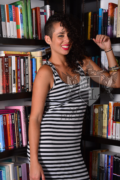 MIAMI BEACH, FL - MARCH 27: Sony recording Artist Raquel Sofia attends a portrait session with photographer Johnny Louis at Books and Books ahead of the release of her first studio album set to be released in June at Books and Books Miami Beach on Friday March 27, 2015 in Miami Beach, Florida. ( Photo by Johnny Louis / jlnphotography.com )