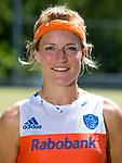 AMSTELVEEN - CARLIEN DIRKSE VAN DEEN HEUVEL ,  Nederlands team dames op weg naar de HWL. COPYRIGHT KOEN SUYK