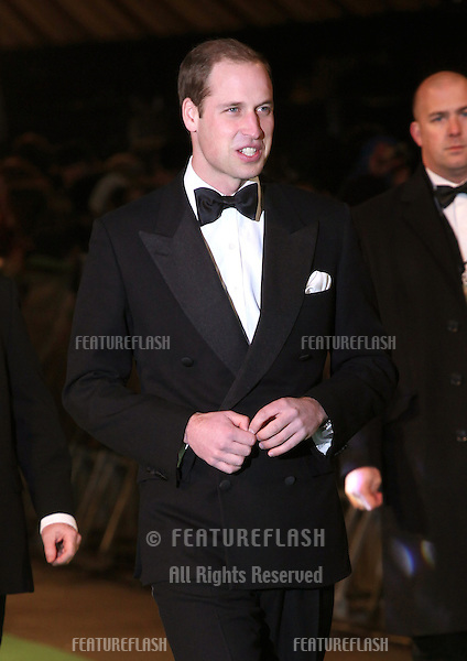 HRH Prince William, Duke of Cambridge arriving for The hobbit Premiere, Odeon Leicester Square, London. 12/12/2012 Picture by: Alexandra Glen / Featureflash