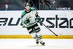 Stockholm 2014-03-21 Ishockey Kvalserien AIK - R&ouml;gle BK :  <br /> R&ouml;gles Kelsey Tessier <br /> (Foto: Kenta J&ouml;nsson) Nyckelord:  portr&auml;tt portrait glad gl&auml;dje lycka leende ler le