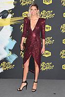 06 June 2018 - Nashville, Tennessee - Lindsay James. 2018 CMT Music Awards held at Bridgestone Arena.  <br /> CAP/ADM/LF<br /> &copy;LF/ADM/Capital Pictures