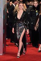 Sophie Turner at the 2017 EE British Academy Film Awards (BAFTA) held at The Royal Albert Hall, London, UK. <br /> 12 February  2017<br /> Picture: Steve Vas/Featureflash/SilverHub 0208 004 5359 sales@silverhubmedia.com