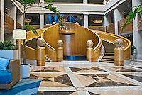 Renaissance Esmeralda Resort & Spa, Palm Desert CA, Double Stairway