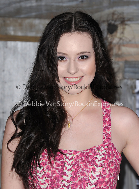 Jillian Clare attends The Paramount Pictures' L.A. Premiere of RANGO held at The Regency Village Theatre in Westwood, California on February 14,2011                                                                               © 2010 DVS / Hollywood Press Agency