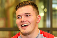 121217 - Ulster Rugby Media Conference