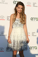 LOS ANGELES - SEP 23:  Annie LeBlanc at the 27th Environmental Media Awards at the Barker Hangaer on September 23, 2017 in Santa Monica, CA