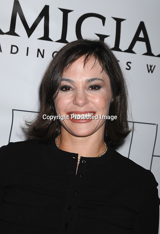 "Tiffany Dubin..arriving at The New York Premiere of ""Sleuth"" on ..October 2, 2007 at The Paris Theatre. The event was ..hosted bu Parmigiani Watch Company. ..Photo by Robin Platzer, Twin Images....212-935-0770"