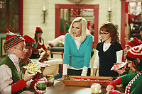 Santa Baby 2- Christmas Maybe (2009)<br /> Jenny McCarthy &amp; Kelly Stables<br /> *Filmstill - Editorial Use Only*<br /> CAP/KFS<br /> Image supplied by Capital Pictures