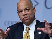 U.S. Homeland Security Secretary Jeh Johnson