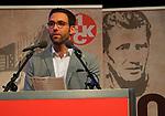 1. FC Kaiserslautern - Jahreshauptversammlung<br /> Trainer Boris SCHOMMERS (1. FC Kaiserslautern) sprach zum den Mitgliedern<br /> <br /> <br /> Foto © PIX-Sportfotos *** Foto ist honorarpflichtig! *** Auf Anfrage in hoeherer Qualitaet/Aufloesung. Belegexemplar erbeten. Veroeffentlichung ausschliesslich fuer journalistisch-publizistische Zwecke. For editorial use only. DFL regulations prohibit any use of photographs as image sequences and/or quasi-video.