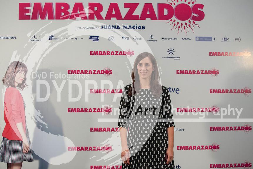 Juana Macias attends
